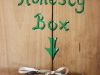Lodge Honesty Box