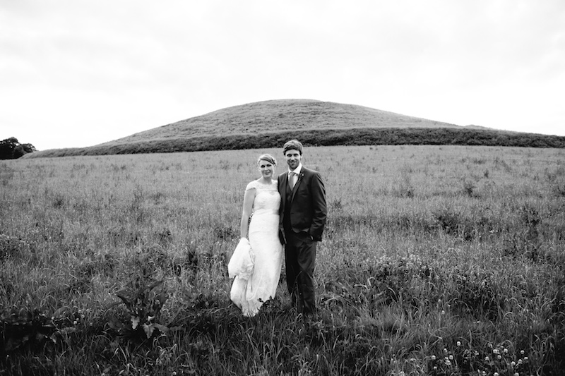 Wedding couple, Yurt Retreat