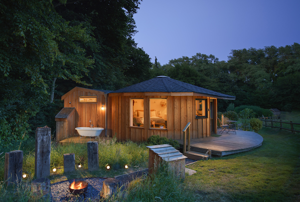 The Nest Roundhouse Glamping
